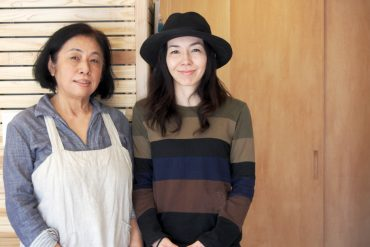 ピクニックナーサリーの代表・後藤さん(右)と施設長の管谷さん
